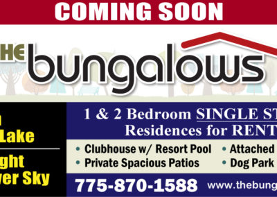 Bungalow-Entrance-Sign