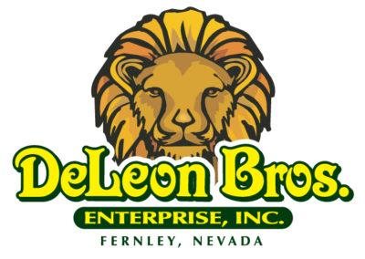DeLeon-Truck-logo